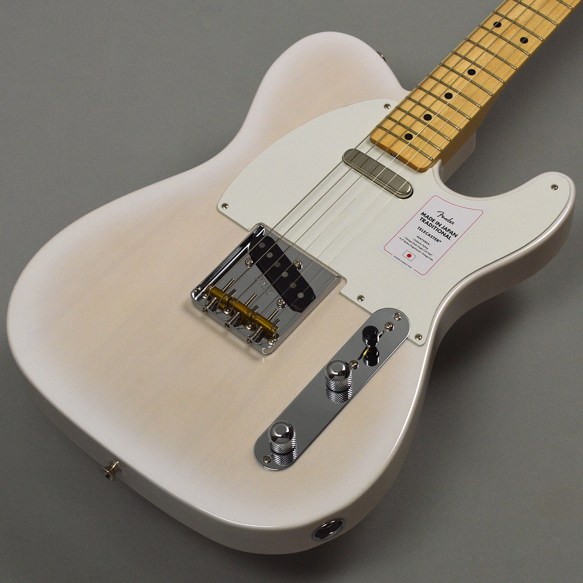 Fender MADE IN JAPAN TRADITIONAL 50S TELECASTERサムネ画像