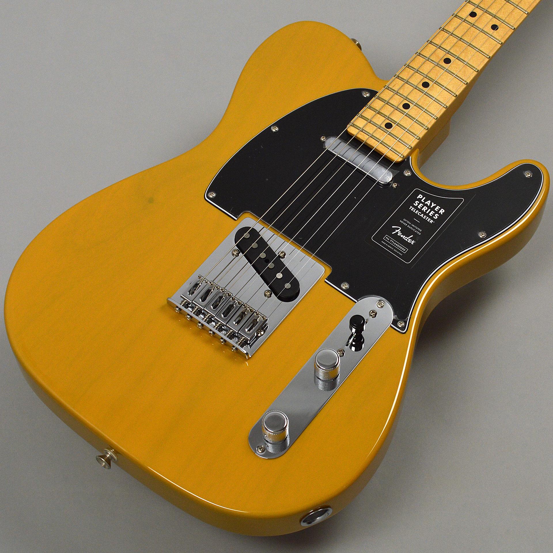 Fender PLAYER TELECASTER/Mapleサムネ画像