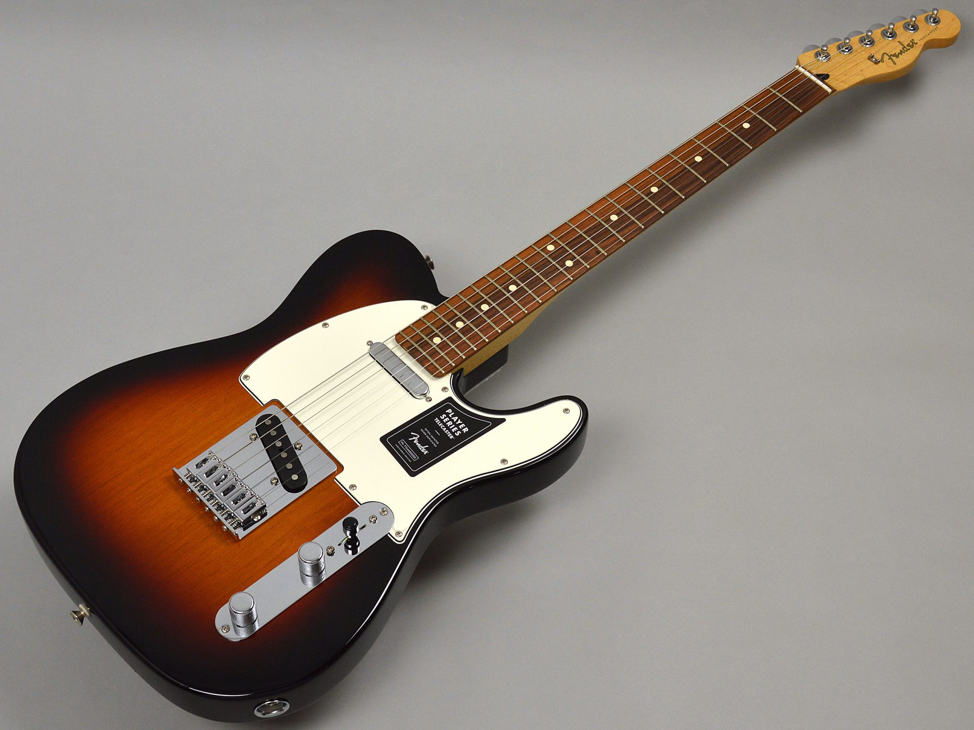 Fender PLAYER TELECASTER/Pau Ferroトップ画像