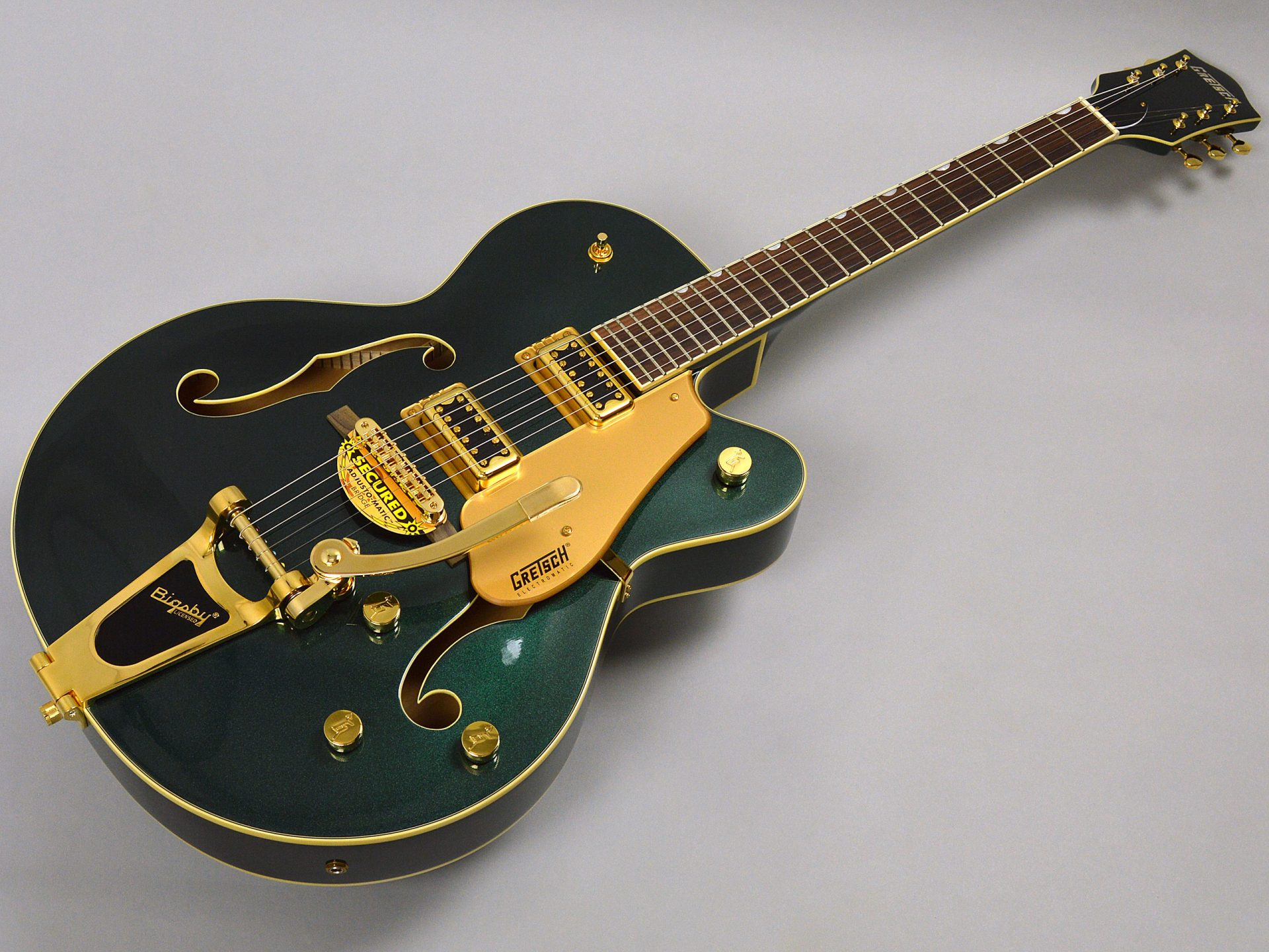 GRETSCH G5420TG Limited Edition Electromatic Hollow Body Single-Cut with Bigsbyトップ画像