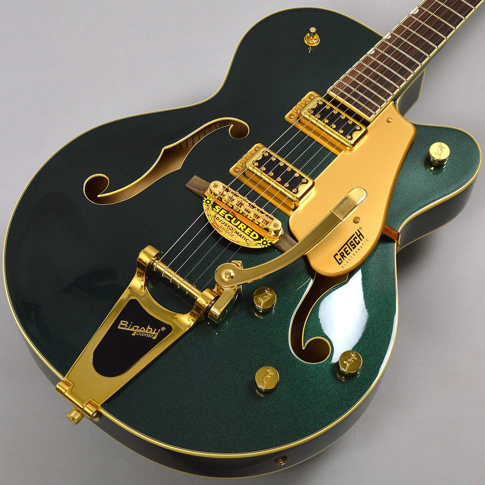 GRETSCH G5420TG Limited Edition Electromatic Hollow Body Single-Cut with Bigsbyサムネ画像
