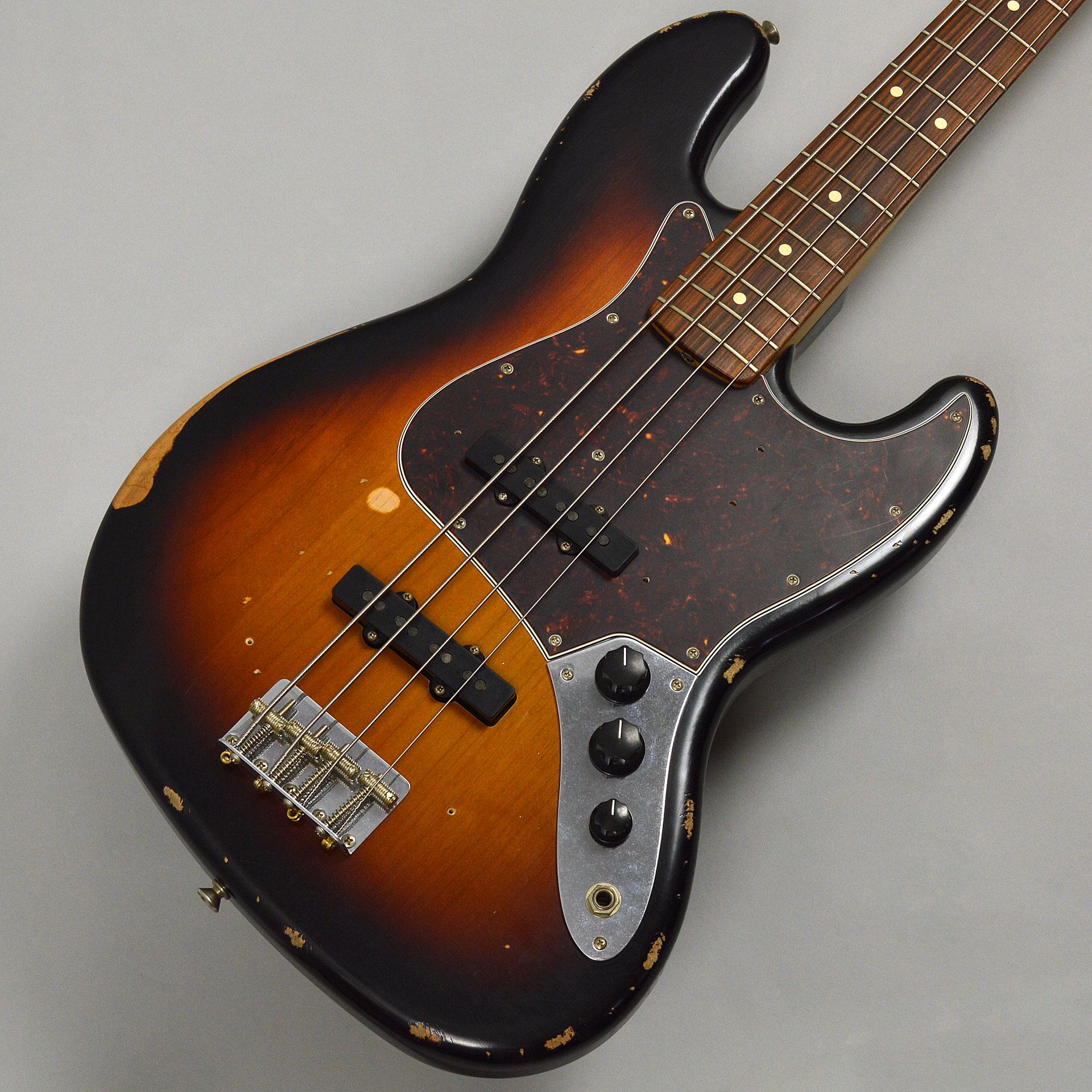 Fender ROAD WORN 60s JAZZ BASS 3TS/PFサムネ画像