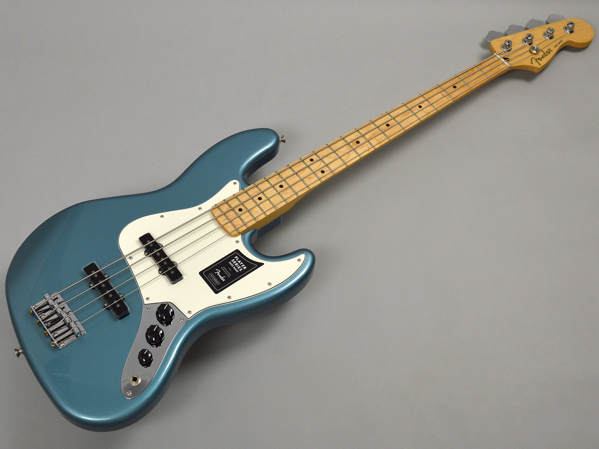 Fender PLAYER JAZZ BASS TPLトップ画像