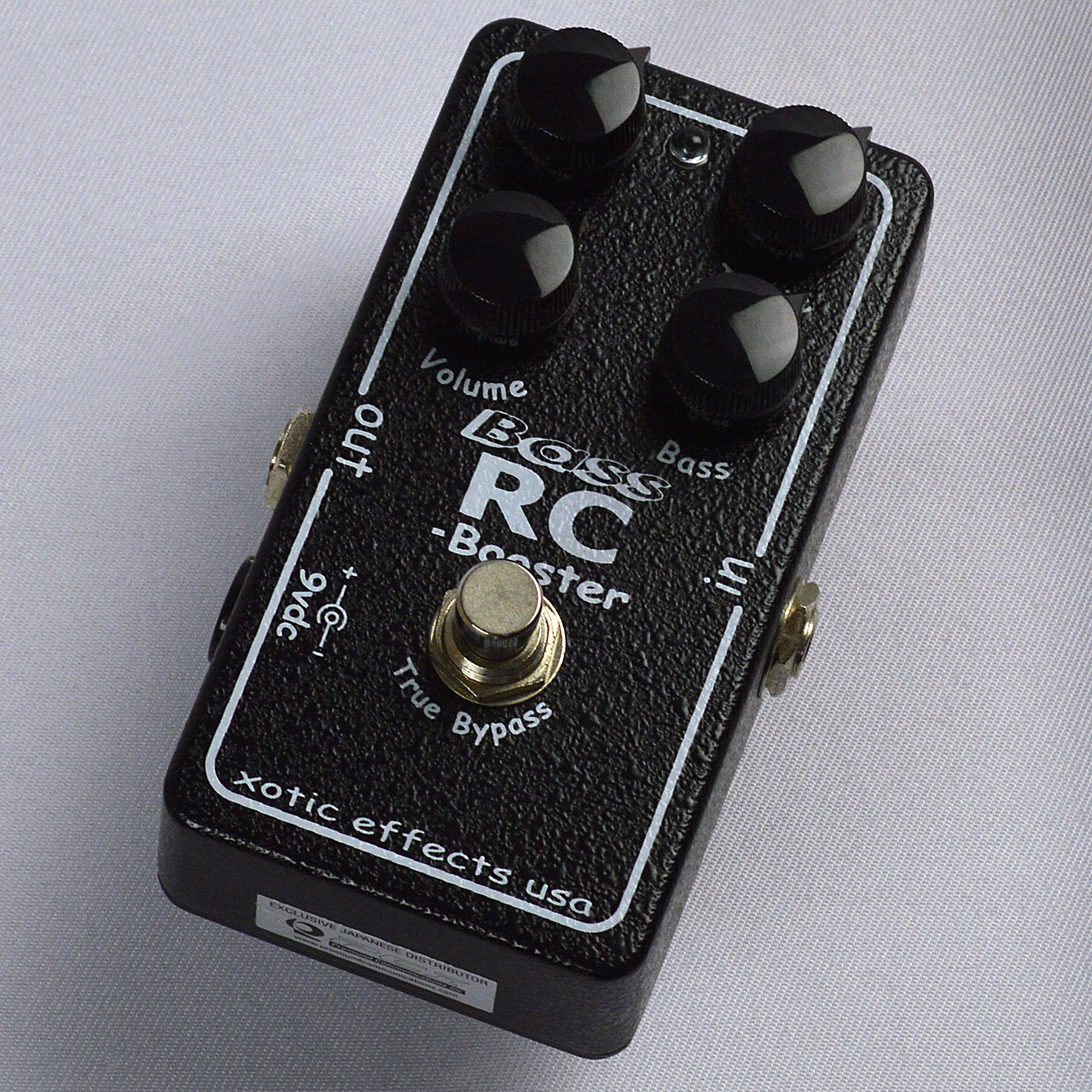 XOTIC Bass RC Boosterサムネ画像