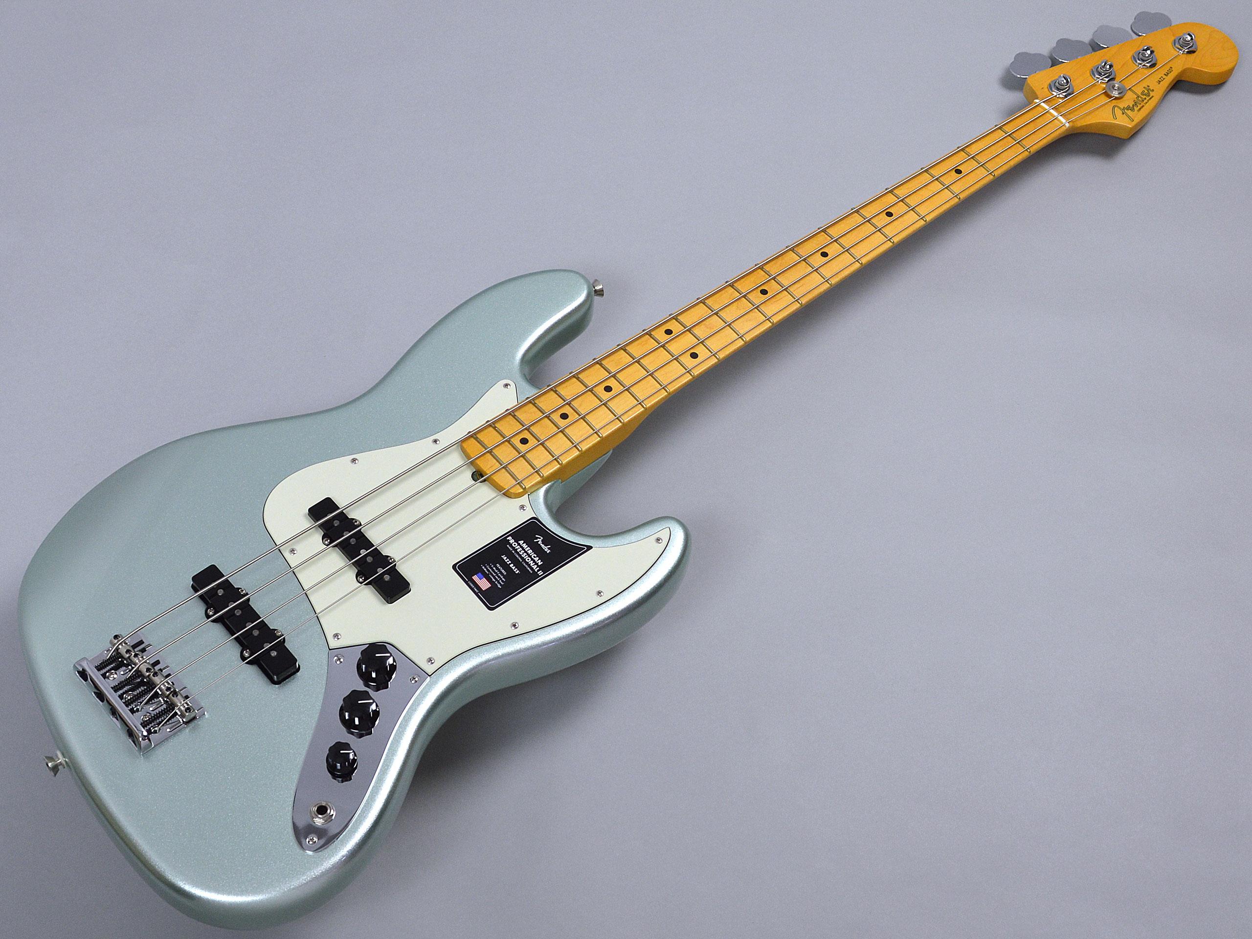 Fender AMERICAN PROFESSIONAL II JAZZ BASSトップ画像
