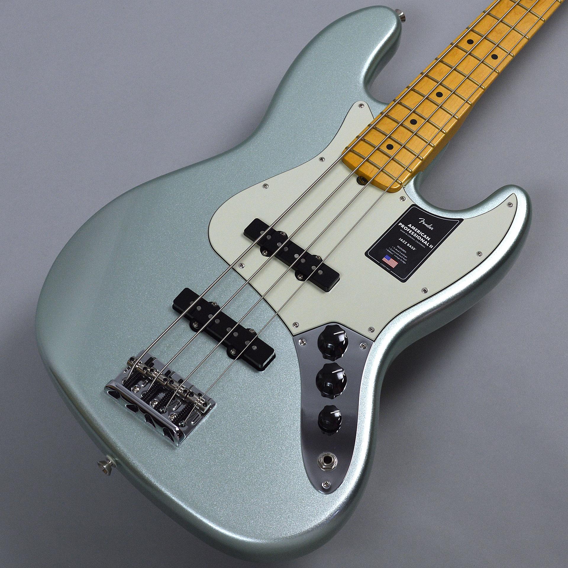 Fender AMERICAN PROFESSIONAL II JAZZ BASSサムネ画像