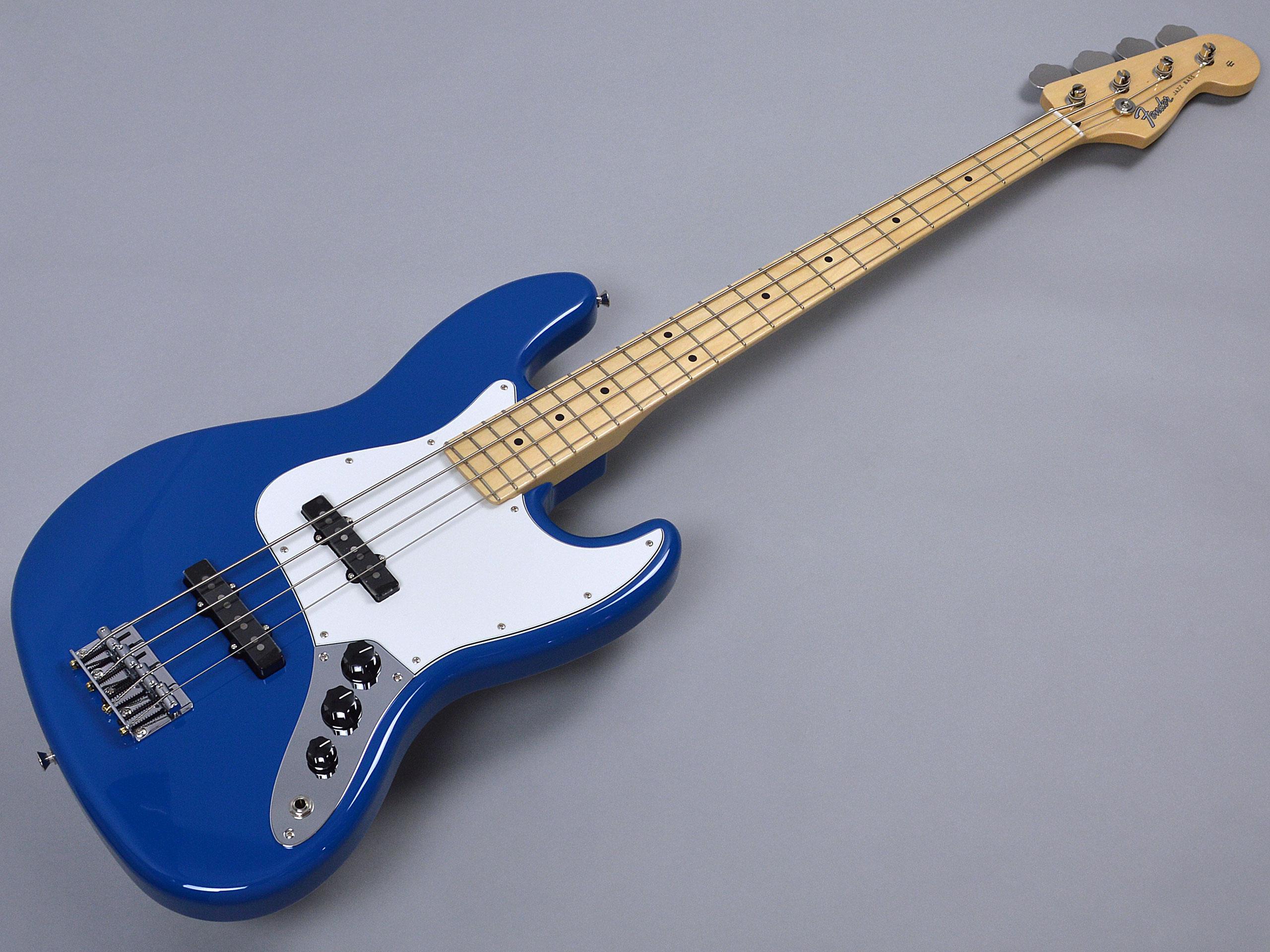 Fender MADE IN JAPAN HYBRID II JAZZ BASS MN FRBトップ画像