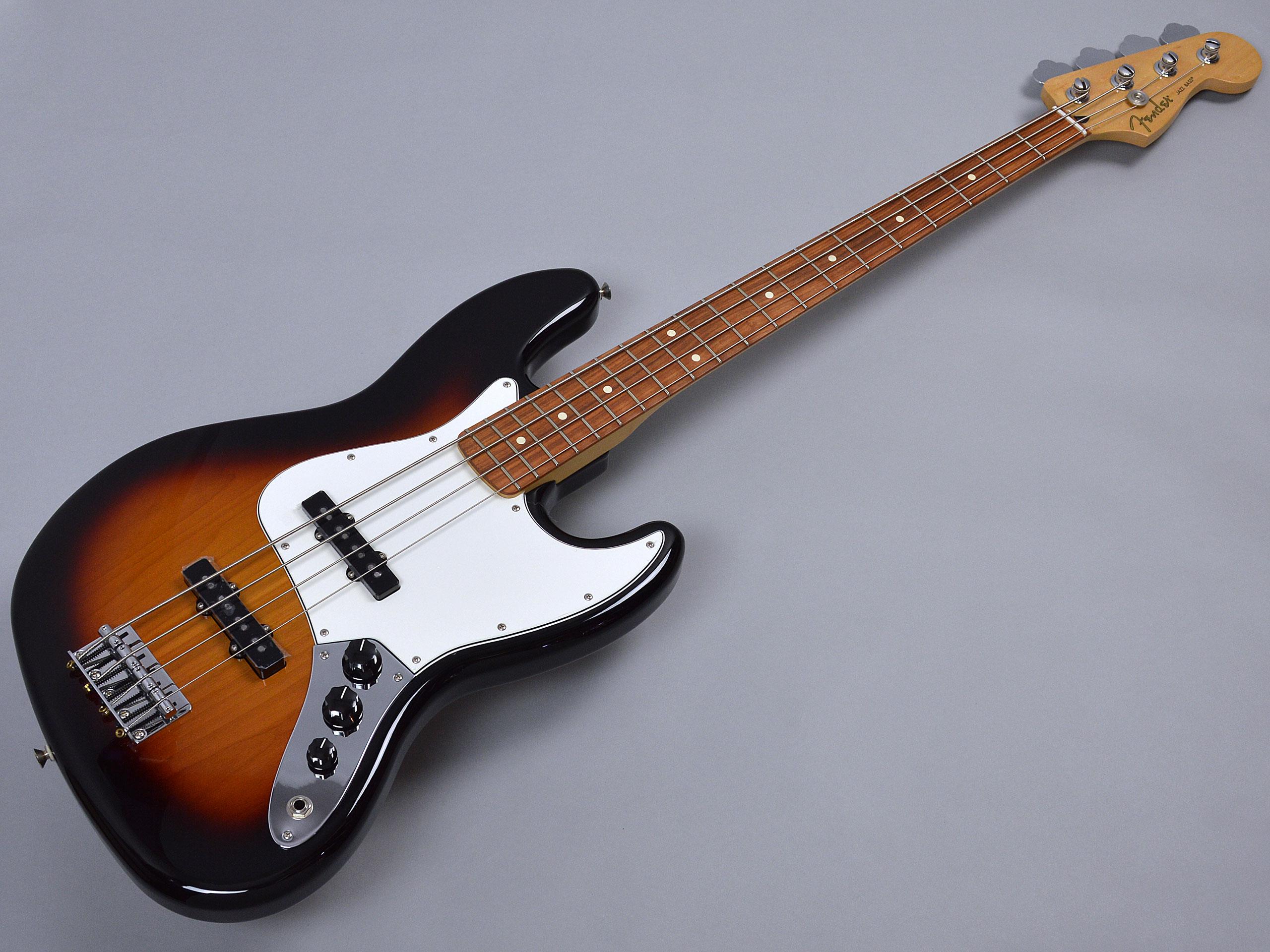 Fender PLAYER JAZZ BASS PF 3TSトップ画像