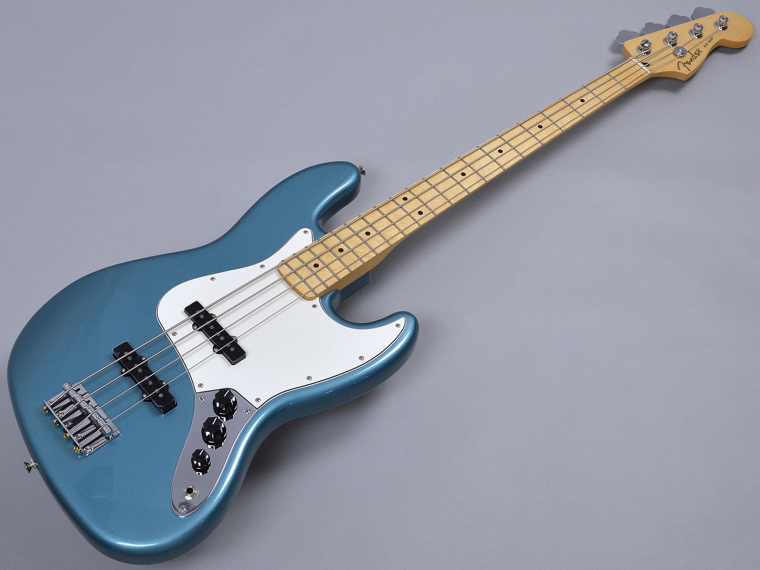 Fender PLAYER JAZZ BASS MN TPLトップ画像