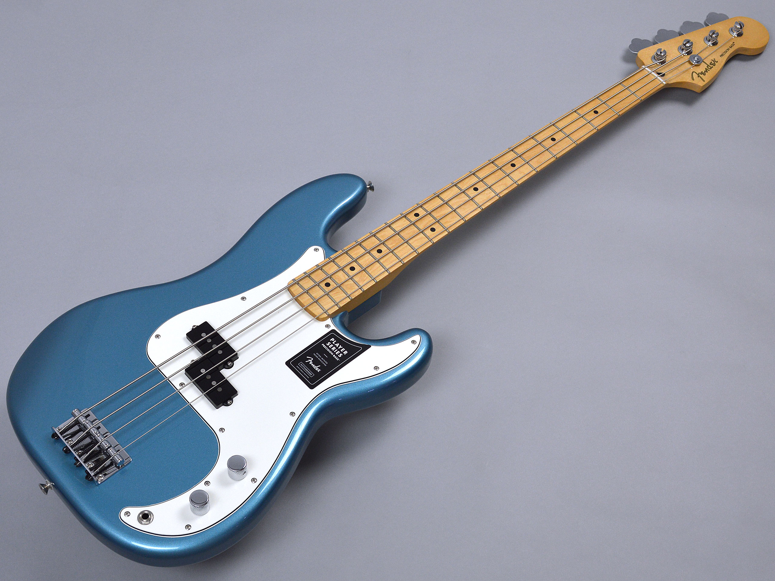 Fender PLAYER PRECISION BASS MN TPLトップ画像