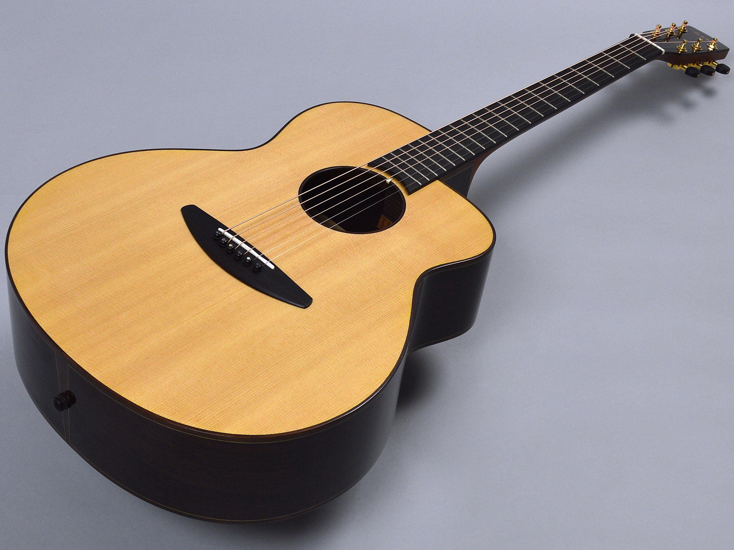 baden guitars A-style SRトップ画像