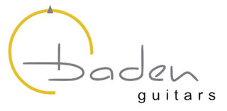 baden guitarsバナー