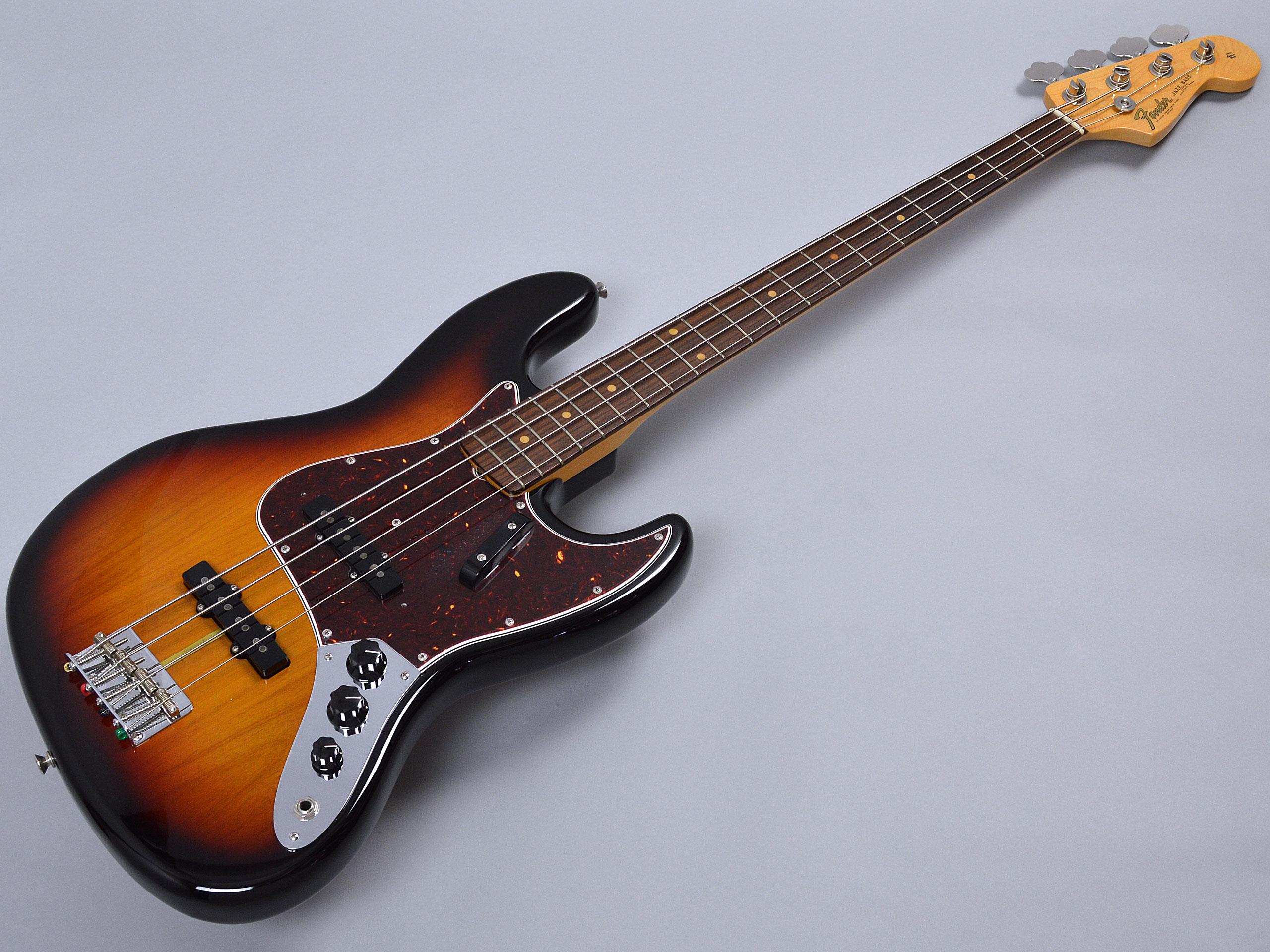 Fender AMERICAN ORIGINAL '60S JAZZ BASS RWトップ画像