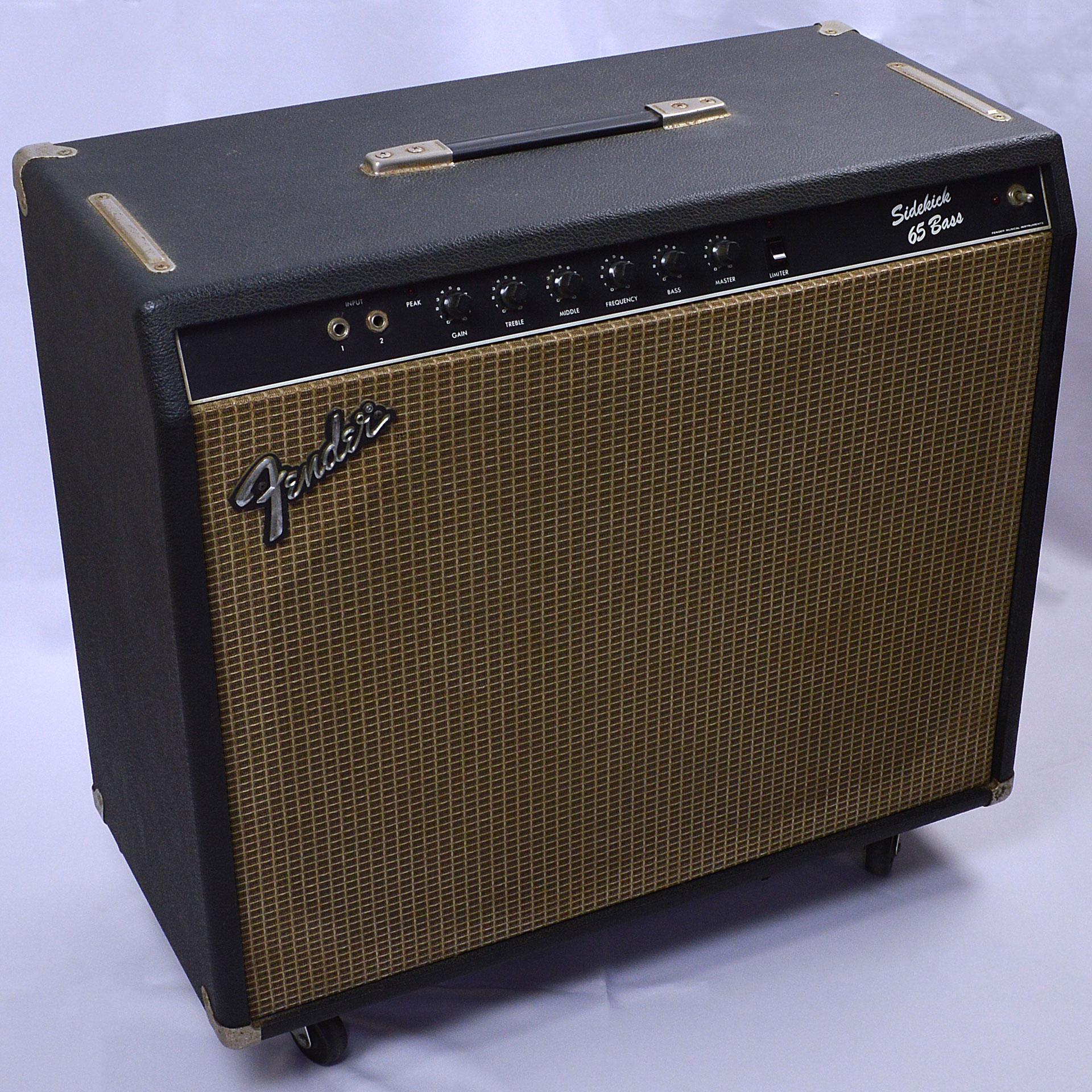 Fender 【中古】Sidekick 65 Bassサムネ画像