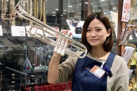 スタッフ写真管弦楽器・防音室・音楽教室内山 祐希