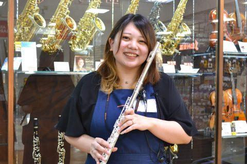 スタッフ写真管楽器アドバイザー、管楽器、管楽器アクセサリー髙木