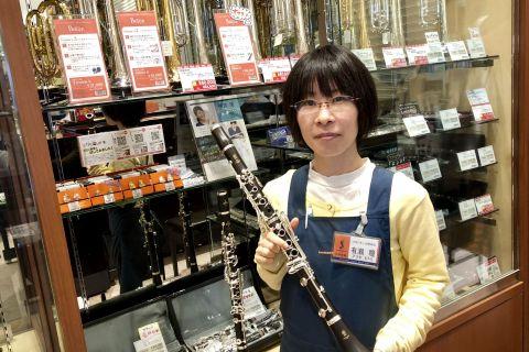 スタッフ写真管楽器有瀬