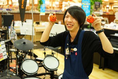 スタッフ写真ドラム、ドラムアクセサリー矢立