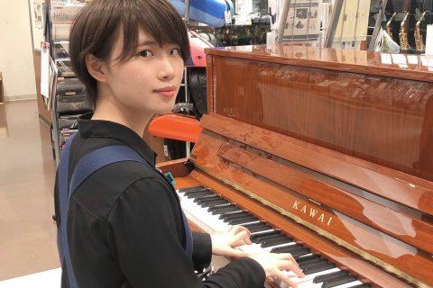 スタッフ写真電子ピアノ・キーボード/ピアノアドバイザー山﨑