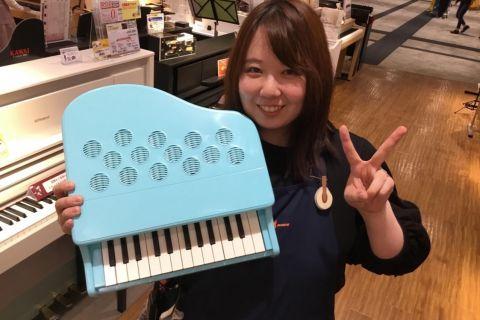スタッフ写真ピアノ/弦楽器/キーボード中嶋