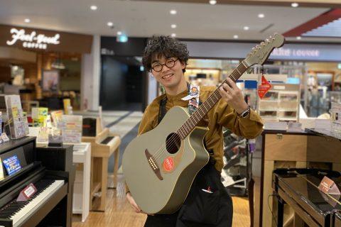 スタッフ写真エレキギター/エレキベース/エフェクター東(ギターアドバイザー)