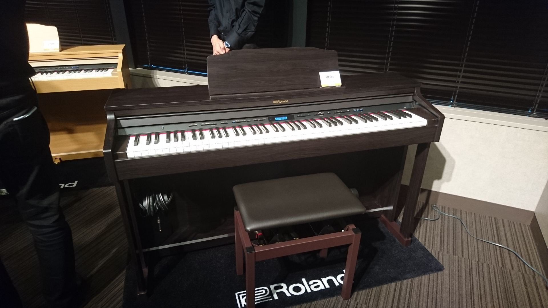 ROLAND HP601-CRS
