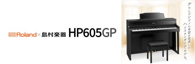 ROLAND HP605GP
