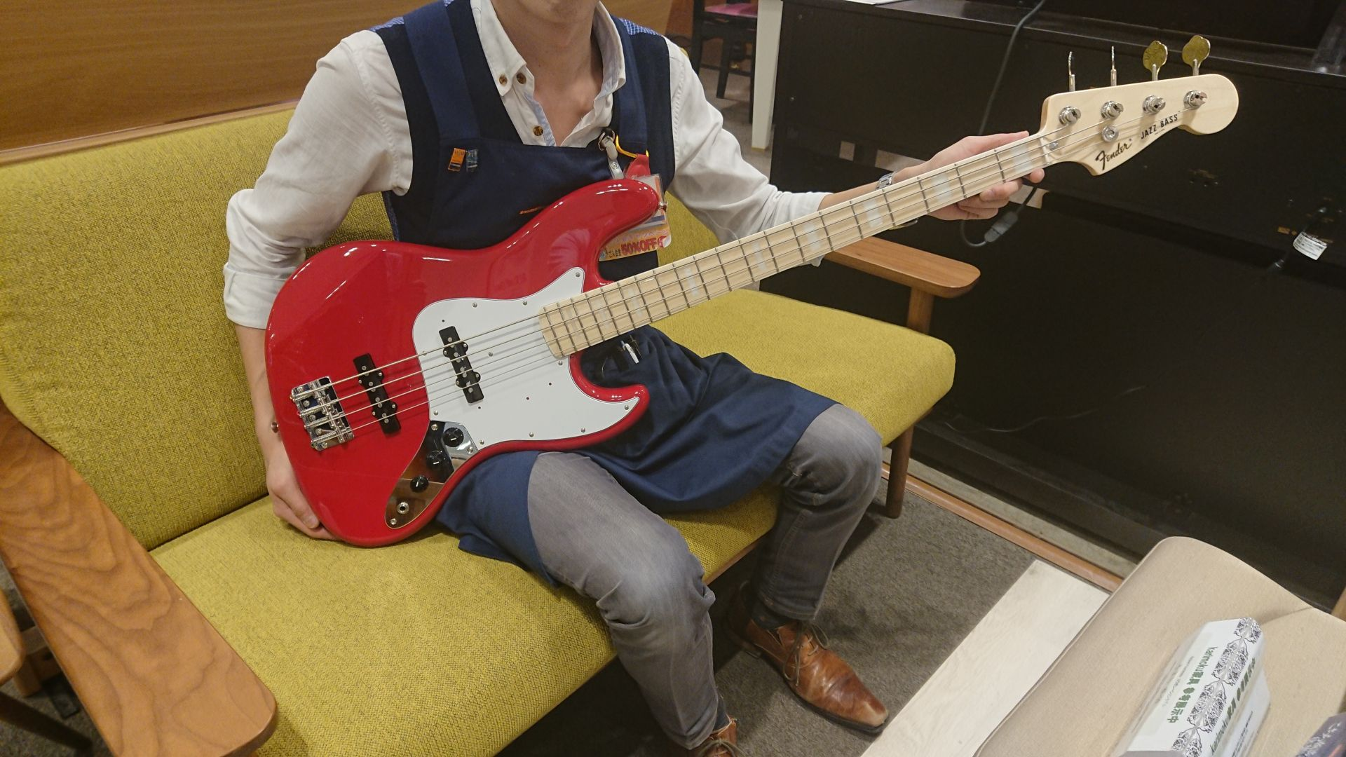 MADE IN JAPAN TRADITIONAL 70S JAZZ BASS®