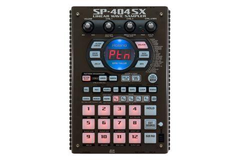 Roland SP-404SX 10周年記念 島村楽器限定カラー新発売!