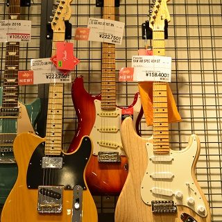 Fender限定モデル