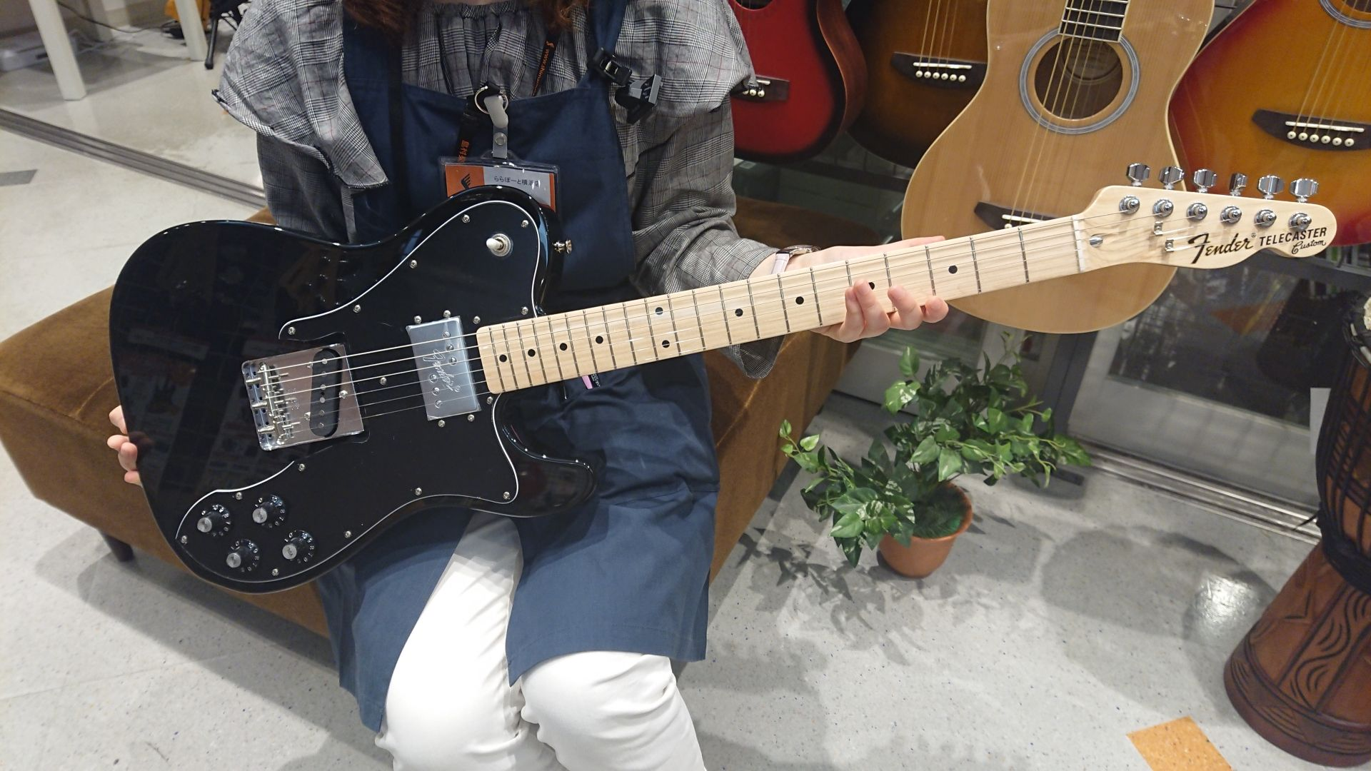 MADE IN JAPAN TRADITIONAL 70S TELECASTER® CUSTOM