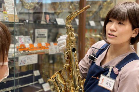 スタッフ写真電子ピアノ・音楽教室髙橋