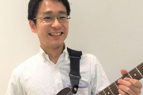 越谷 ギター教室