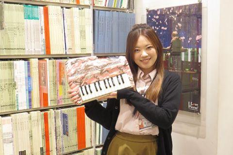 スタッフ写真ピアノインストラクター小山内