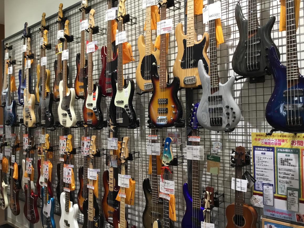 ギター ベース アコギ エレキ 島村楽器 レイクタウン