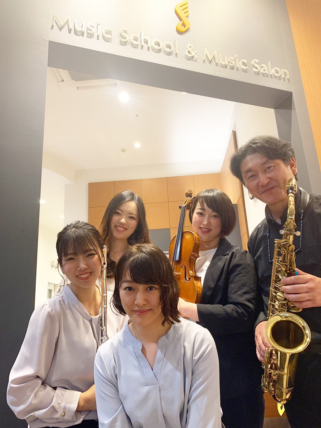 埼玉 越谷レイクタウン 音楽教室