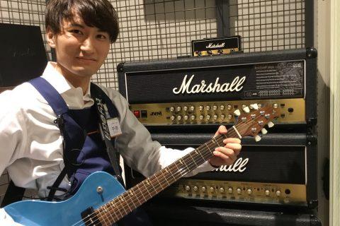 スタッフ写真ギターアドバイザー・エフェクター担当・アンプ担当平田