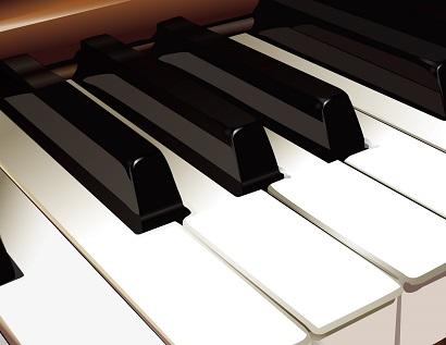 ピアノをきれいにしましょう♪