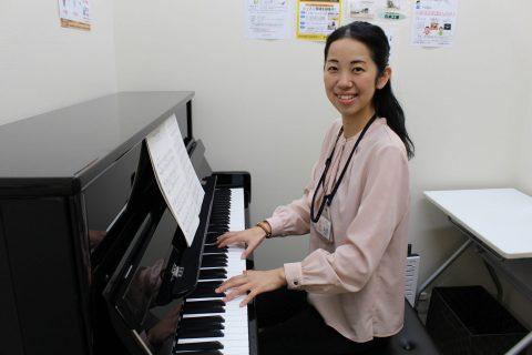 スタッフ写真ピアノサロン山田