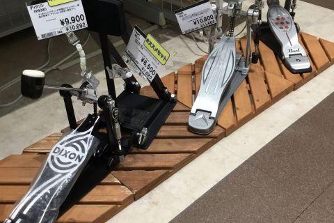 ドラムペダル 売り場