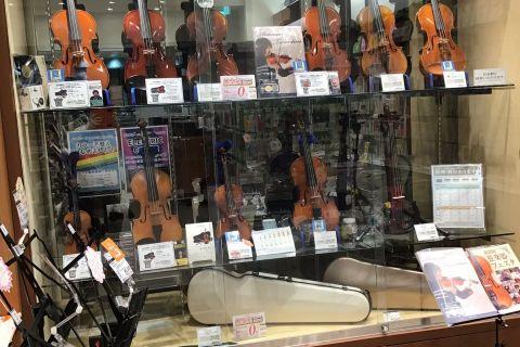 バイオリンコーナー