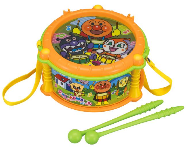 PINOCCHIO/アンパンマン うちの子天才 ドラム