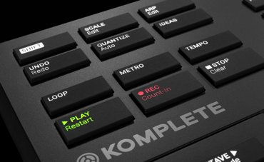 KOMPLETE_KONTROL_M32_ボタン