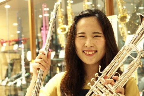 スタッフ写真管楽器西田