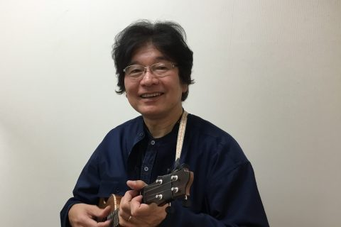 島村楽器けやきウォーク前橋店 ウクレレ教室 加藤先生