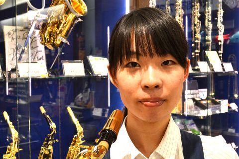 スタッフ写真管楽器・弦楽器・管楽器リペア齊賀