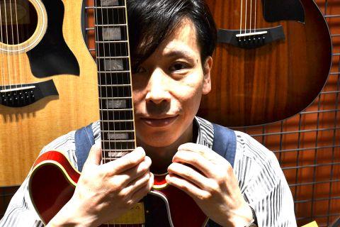 スタッフ写真エレキギター・ベース、デジタル楽器、弦小俣