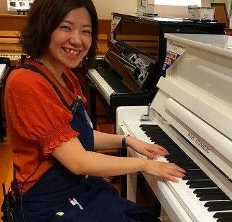 スタッフ写真ピアノ・ヴァイオリン・防音室谷中