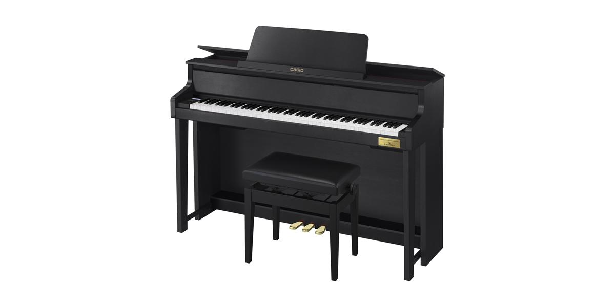 電子ピアノ】CASIO/GP-300展示開...