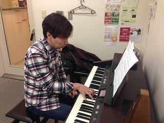 ピアノ 男性 大人 ピアノ教室 島村楽器 水戸